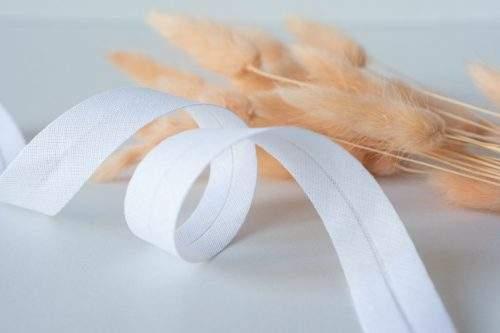 Schraegband Baumwolle 60 Grad waschbar